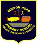 Burton Road Primary Logo